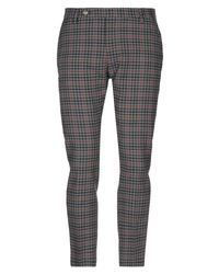 Entre Amis Gray Casual Trouser for men