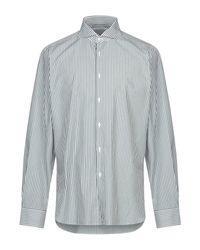 Camisa Guy Rover de hombre de color Green