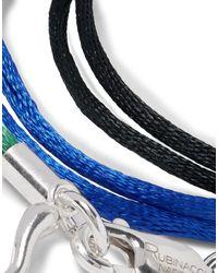 Pulsera Rubinacci de hombre de color Blue
