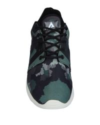 ASFVLT Sneakers Green Low-tops & Sneakers for men