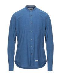 Tintoria Mattei 954 Hemd in Blue für Herren