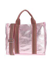 Caterina Lucchi Pink Handtaschen
