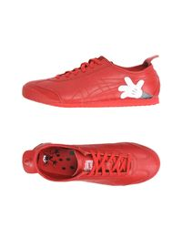 Sneakers & Tennis basses Onitsuka Tiger pour homme en coloris Red