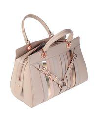 Versace Jeans Pink Handbag