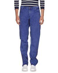 Pantalon en jean Jeckerson pour homme en coloris Blue