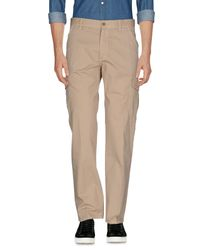 Bugatti Natural Casual Pants for men
