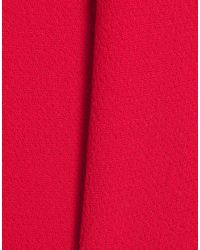 Robe aux genoux Antonio Berardi en coloris Red
