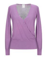 Pullover di Nolita in Purple