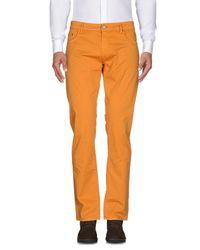 Pt05 Hose in Orange für Herren