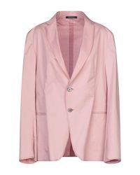 Veste Emporio Armani en coloris Pink