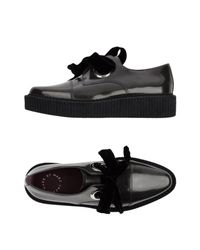 Marc By Marc Jacobs - Black Lace-up Shoes - Lyst