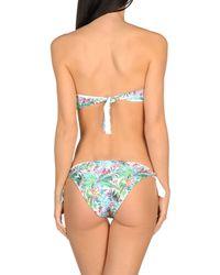 Verdissima White Bikini