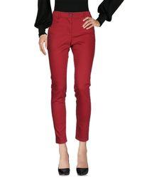 Pantalones Pennyblack de color Red