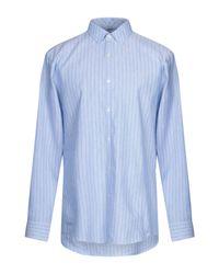 Chemise HUGO pour homme en coloris Blue