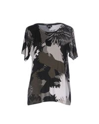 Just Cavalli Black T-shirt