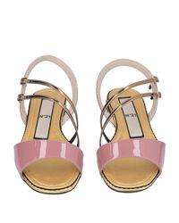 N°21 Pink Sandals