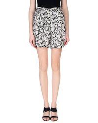 Soho De Luxe - Black Shorts - Lyst