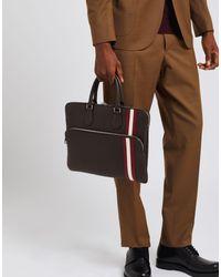 Sacs de travail Bally pour homme en coloris Brown