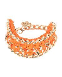Bracelet Francesco Scognamiglio en coloris Orange