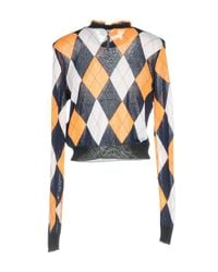 MSGM Gray Sweater