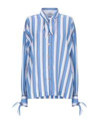 Le Sarte Pettegole Blue Hemd