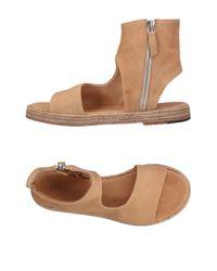 Ernesto Dolani Natural Sandals