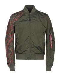 Alpha Industries Green Jacket for men