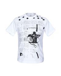 Comme des Garçons White T-shirt for men