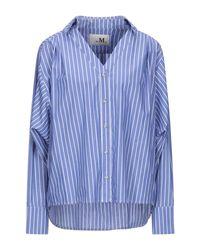 Camicia di THE M.. in Blue