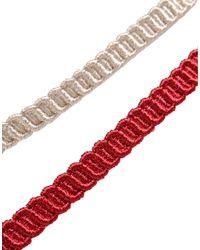 Cruciani - Purple Bracelet for Men - Lyst