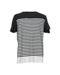 AT.P.CO Blue T-shirt for men