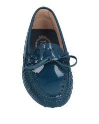 Mocassins Tod's en coloris Blue