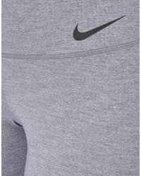 Leggings Nike en coloris Gray
