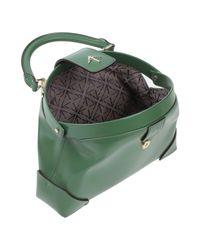 Bolso de mano MANU Atelier de color Green