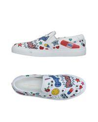 Sneakers & Tennis basses Anya Hindmarch en coloris White