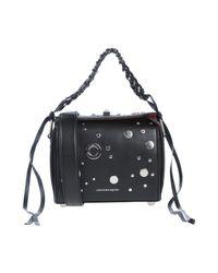 Bolso de mano Alexander McQueen de color Black