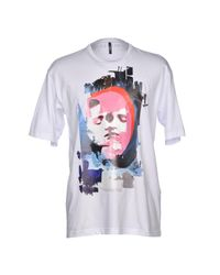 Versus  White T-shirt for men