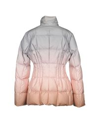 Ermanno Scervino Pink Down Jacket