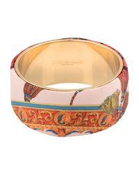 Dolce & Gabbana Pink Bracelet