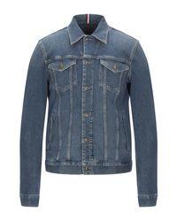 Tommy Hilfiger Blue Denim Outerwear for men