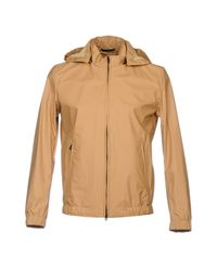 Hevò Natural Jacket for men