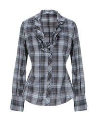 Camicia di Caliban in Gray