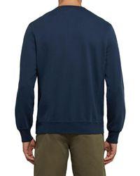 J.Crew Sweatshirt in Blue für Herren