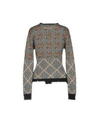 Suoli Black Sweater