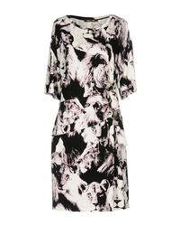 Roberto Cavalli Black Knee-length Dresses