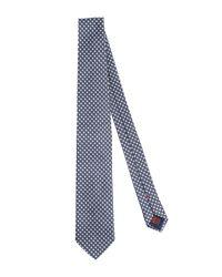 Fiorio Blue Tie for men