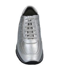 Hogan Metallic Low Sneakers & Tennisschuhe