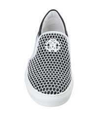 Roberto Cavalli White Low-tops & Sneakers for men