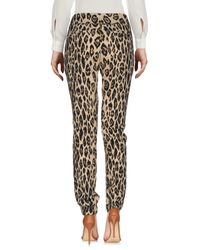 Who*s Who - Natural Casual Trouser - Lyst