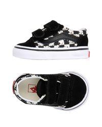 Vans Black Low-tops & Sneakers